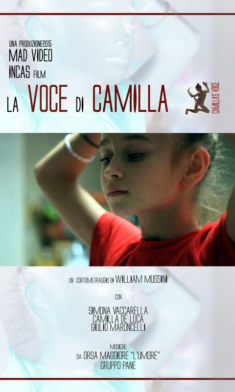 Camilla's voice