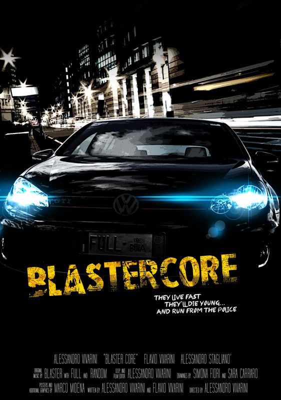 International short film BlasterCore