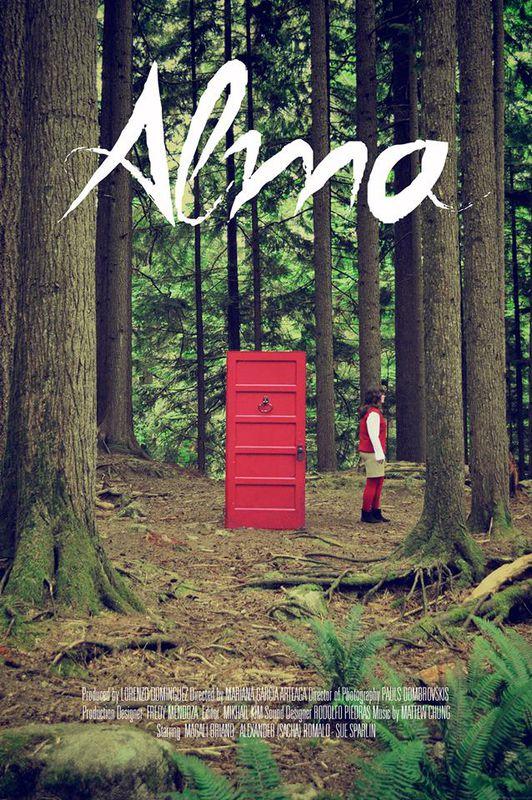 short film alma