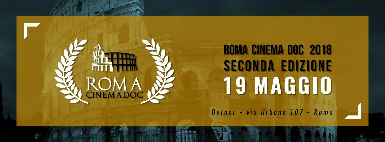 Roma Cinema DOC II Edizione