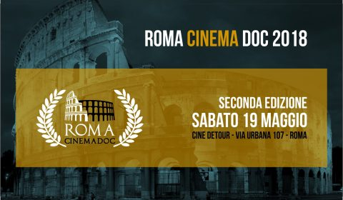 Roma Cinema Doc 2018