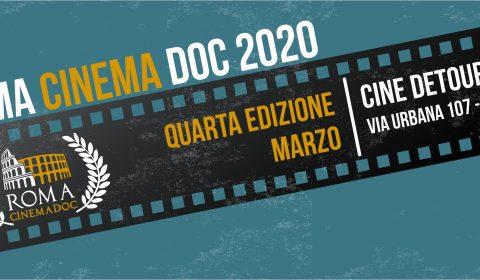 festival cinema roma 2020
